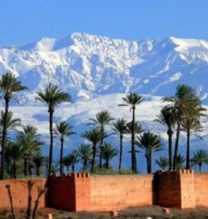 the Colours of Morocco